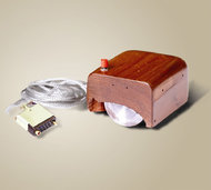 The earliest Computer Mouse